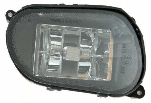 Projecteur antibrouillard - TCE - 99-19-5097-05-2