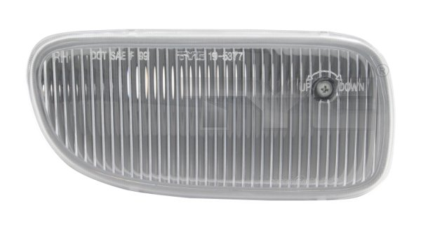 Projecteur antibrouillard - TYC - 19-5377-01-9