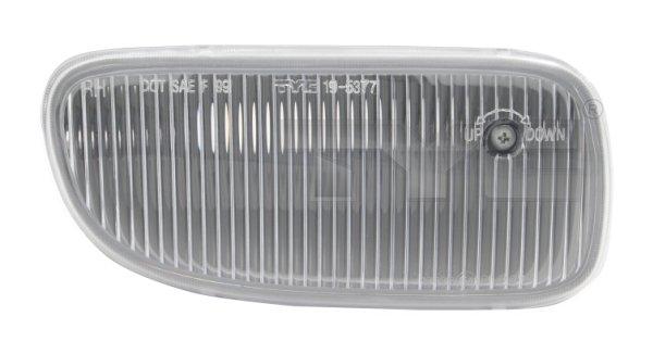 Projecteur antibrouillard - TCE - 99-19-5378-01-9