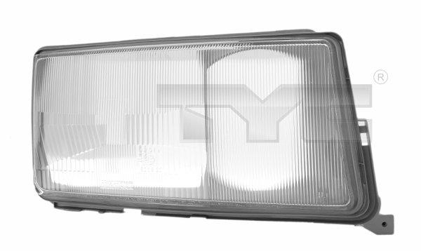 Glace striée, projecteur principal - TCE - 99-20-3220-LA-2