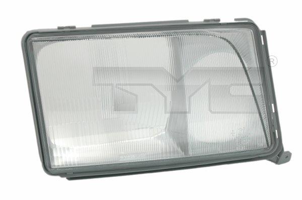 Glace striée, projecteur principal - TCE - 99-20-3767-LA-1