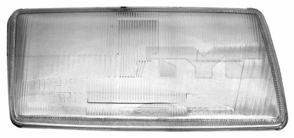 Glace striée, projecteur principal - TCE - 99-20-5084-LA-1