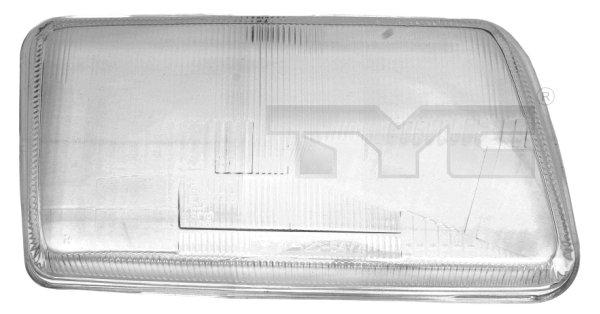 Glace striée, projecteur principal - TYC - 20-5477-LA-1