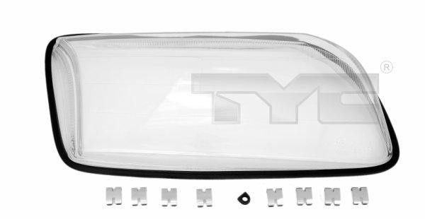 Glace striée, projecteur principal - TYC - 20-5754-LA-1
