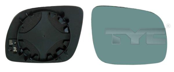 Vitre-miroir, unité de vitreaux - TYC - 302-0011-1