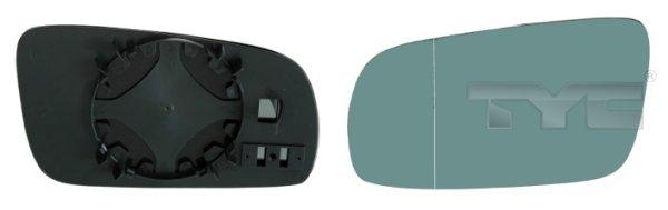 Vitre-miroir, unité de vitreaux - TCE - 99-302-0026-1