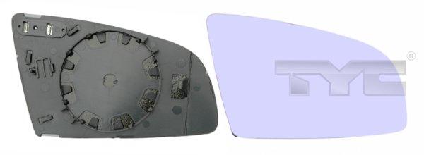 Vitre-miroir, unité de vitreaux - TYC - 302-0028-1