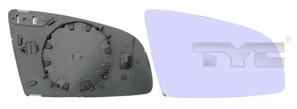 Vitre-miroir, unité de vitreaux - TYC - 302-0035-1