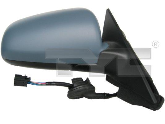 Rétroviseur extérieur - TYC - 302-0042