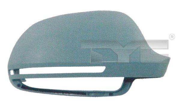 Revêtement, rétroviseur extérieur - TYC - 302-0072-2