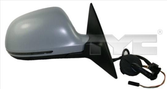 Rétroviseur extérieur - TYC - 302-0081