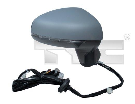Rétroviseur extérieur - TYC - 302-0097