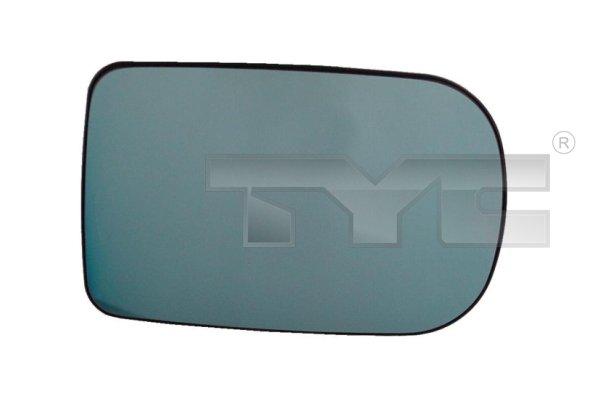 Verre de rétroviseur, rétroviseur extérieur - TYC - 303-0025-1