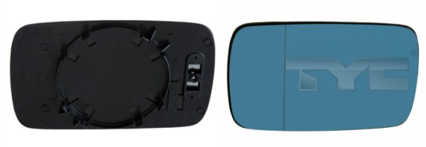 Vitre-miroir, unité de vitreaux - TCE - 99-303-0082-1