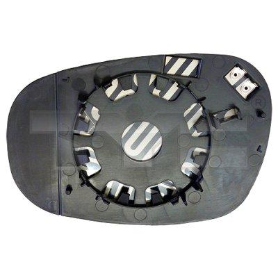 Verre de rétroviseur, rétroviseur extérieur - TYC - 303-0099-1