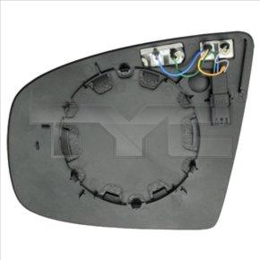 Verre de rétroviseur, rétroviseur extérieur - TYC - 303-0113-1