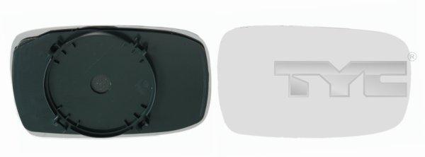 Vitre-miroir, unité de vitreaux - TYC - 310-0041-1