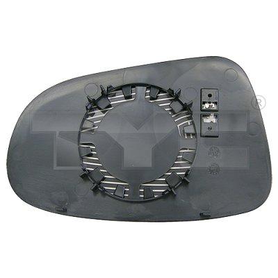 Verre de rétroviseur, rétroviseur extérieur - TYC - 310-0093-1