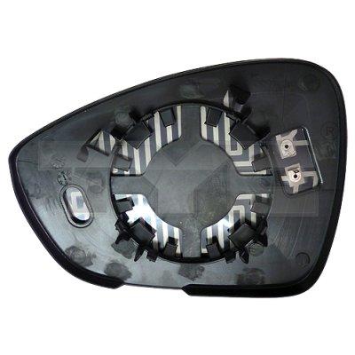Verre de rétroviseur, rétroviseur extérieur - TYC - 310-0154-1