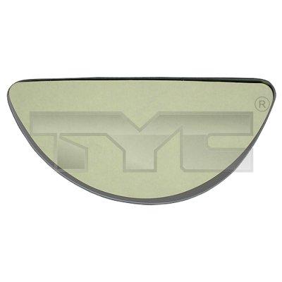Verre de rétroviseur, rétroviseur extérieur - TYC - 310-0179-1