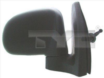 Rétroviseur extérieur - TYC - 313-0009