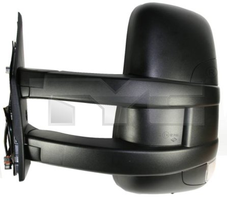 Rétroviseur extérieur - TYC - 315-0008