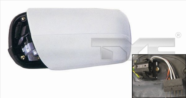 Rétroviseur extérieur - TCE - 99-321-0017