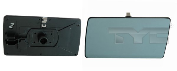 Vitre-miroir, unité de vitreaux - TCE - 99-321-0020-1
