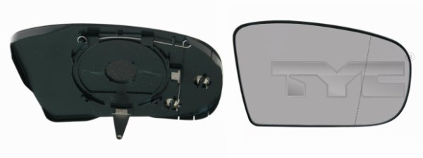 Vitre-miroir, unité de vitreaux - TYC - 321-0066-1