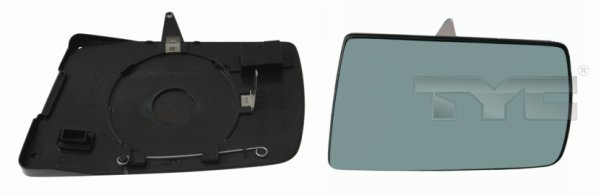 Vitre-miroir, unité de vitreaux - TCE - 99-321-0074-1
