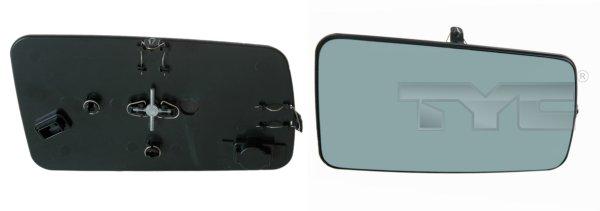 Vitre-miroir, unité de vitreaux - TYC - 321-0078-1