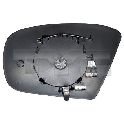 Verre de rétroviseur, rétroviseur extérieur - TCE - 99-321-0120-1