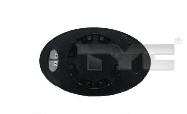 Vitre-miroir, unité de vitreaux - TYC - 322-0001-1