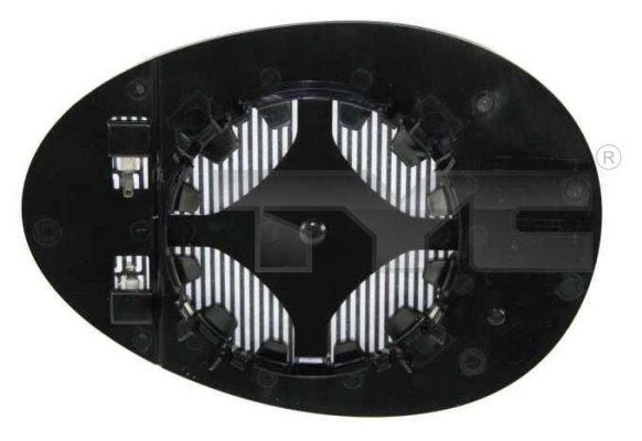 Vitre-miroir, unité de vitreaux - TCE - 99-322-0005-1