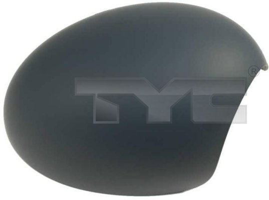 Revêtement, rétroviseur extérieur - TYC - 322-0008-2