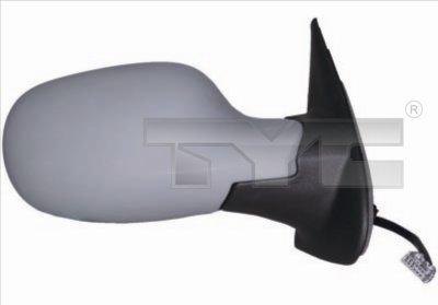 Rétroviseur extérieur - TYC - 324-0025