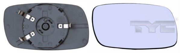 Vitre-miroir, unité de vitreaux - TYC - 325-0005-1