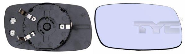 Vitre-miroir, unité de vitreaux - TCE - 99-325-0007-1