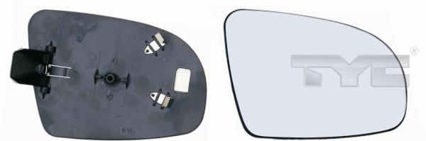 Vitre-miroir, unité de vitreaux - TYC - 325-0022-1