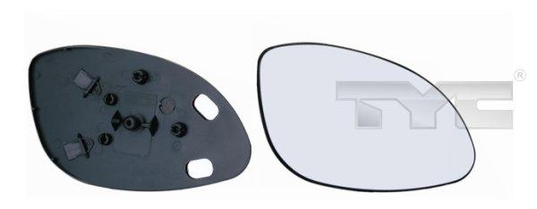 Vitre-miroir, unité de vitreaux - TYC - 325-0041-1