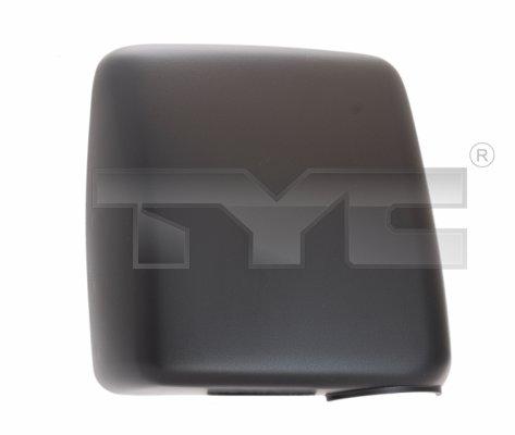Revêtement, rétroviseur extérieur - TYC - 325-0058-2