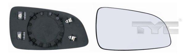 Vitre-miroir, unité de vitreaux - TCE - 99-325-0059-1
