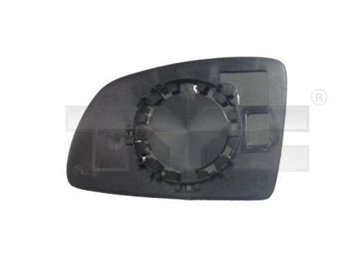 Verre de rétroviseur, rétroviseur extérieur - TYC - 325-0066-1