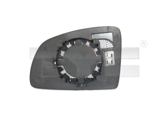 Verre de rétroviseur, rétroviseur extérieur - TYC - 325-0067-1