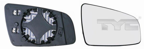 Vitre-miroir, unité de vitreaux - TYC - 325-0084-1