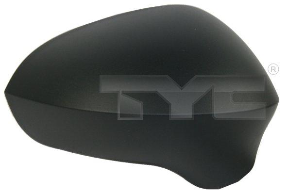 Revêtement, rétroviseur extérieur - TYC - 331-0060-2