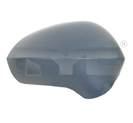 Revêtement, rétroviseur extérieur - TYC - 331-0061-2