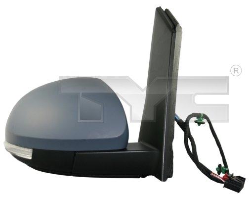 Rétroviseur extérieur - TYC - 331-0076