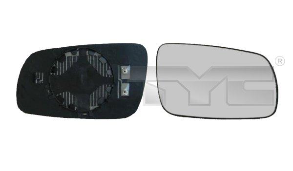 Vitre-miroir, unité de vitreaux - TCE - 99-332-0013-1