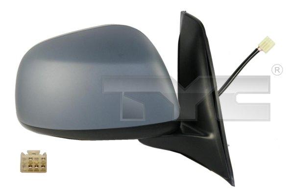 Rétroviseur extérieur - TYC - 335-0016